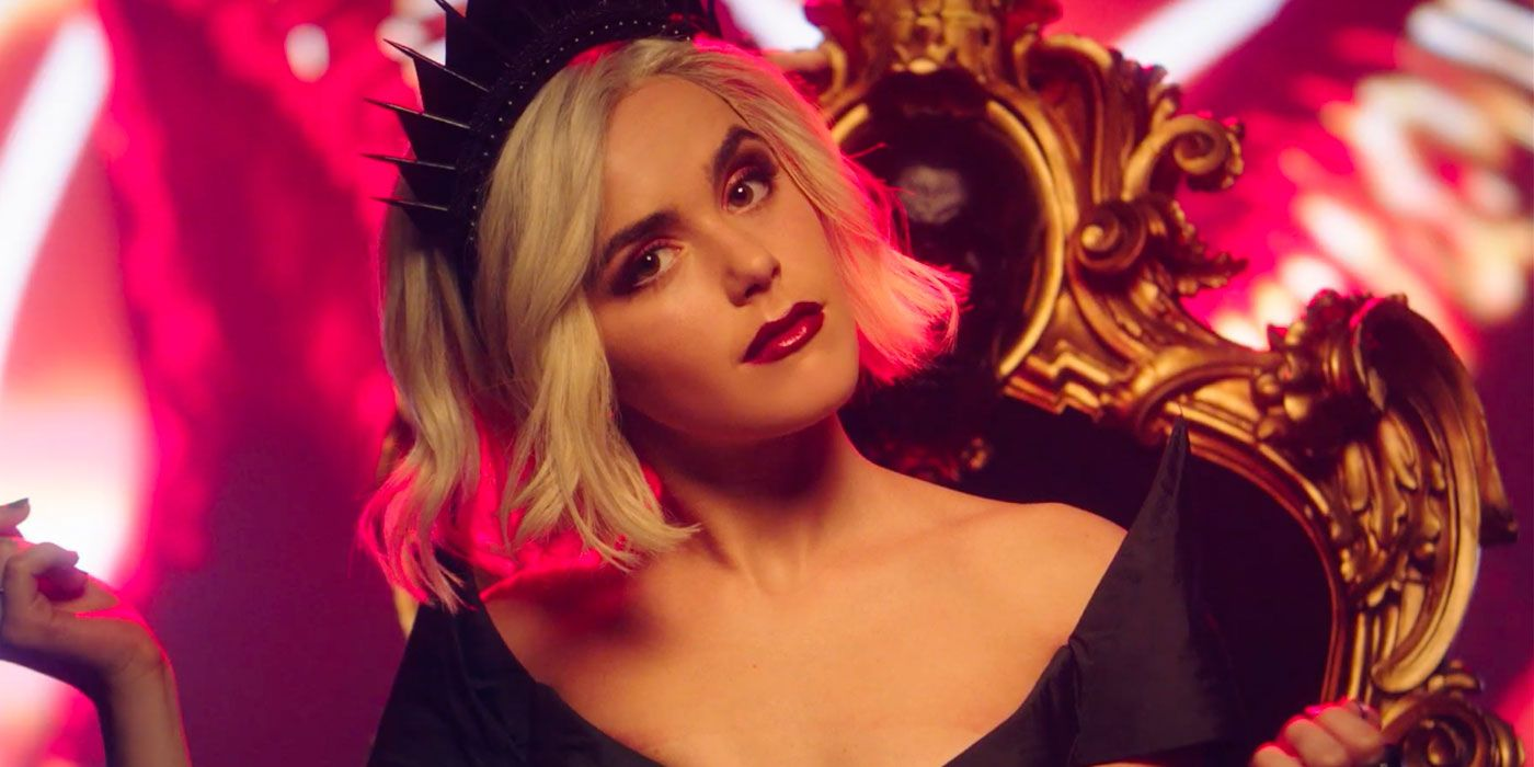 Chilling Adventures Of Sabrina Music Video Unveils New
