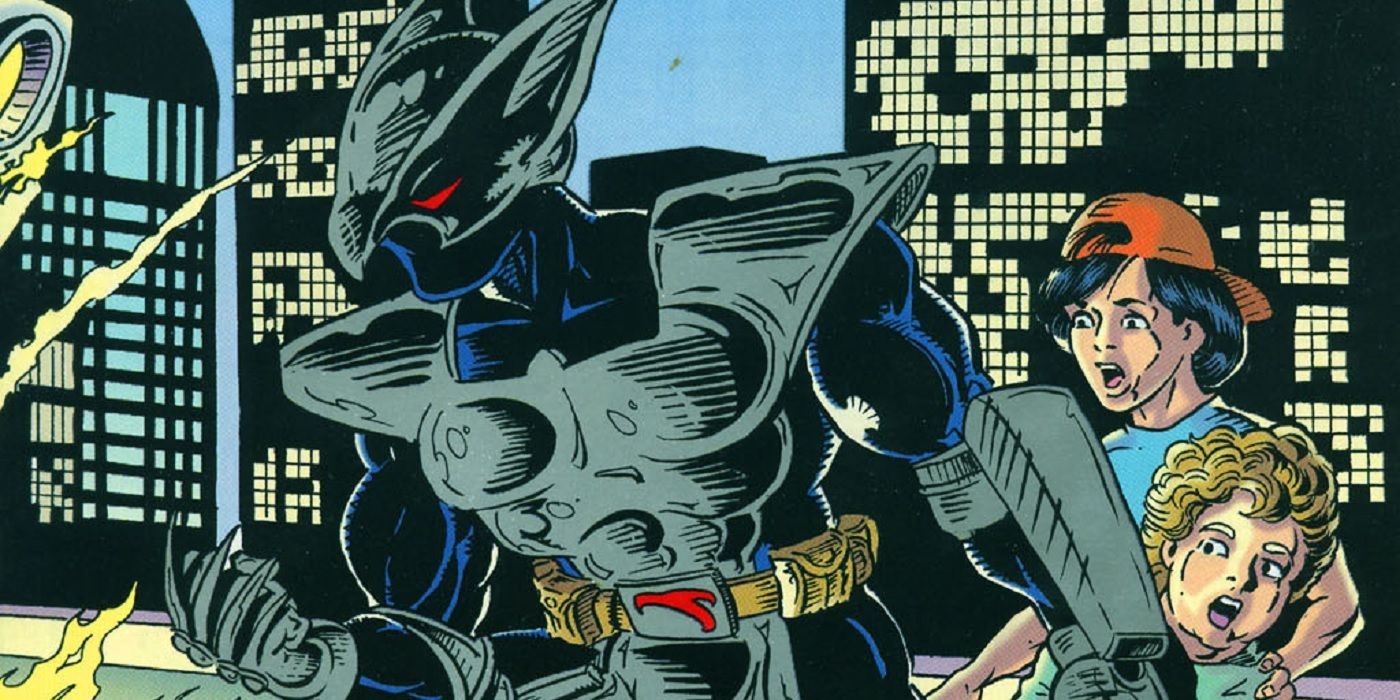 Comic Legends: Did Jim Valentino Want to Use the Name Shadowhawk at Marvel?