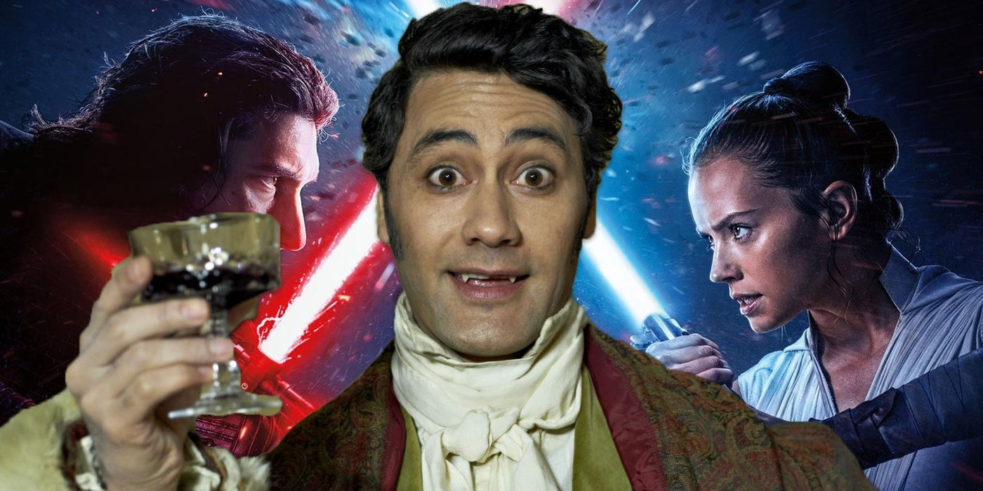 Taika Waititi Wants to Make a Star Wars Movie - Even If It's Career Suicide