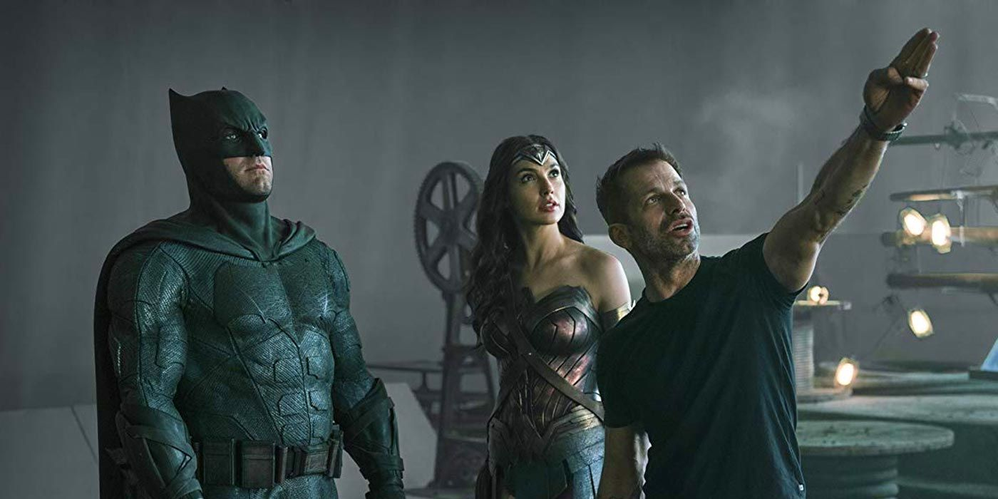Zack Snyder's Justice League Will not Involve Reshoots | CBR