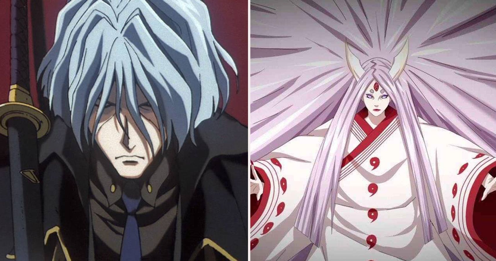 5 Of The Greatest Anime Villains Of All Time 5 Of The Lamest