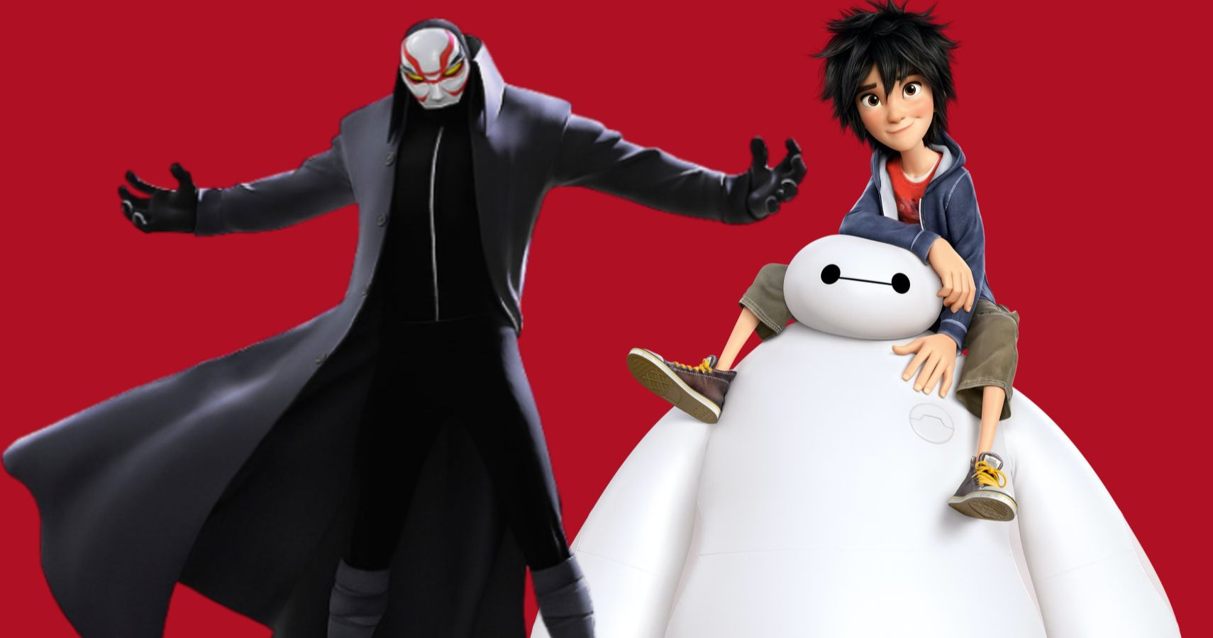 Big Hero 6 10 Things You Didn T Know About Yokai Cbr