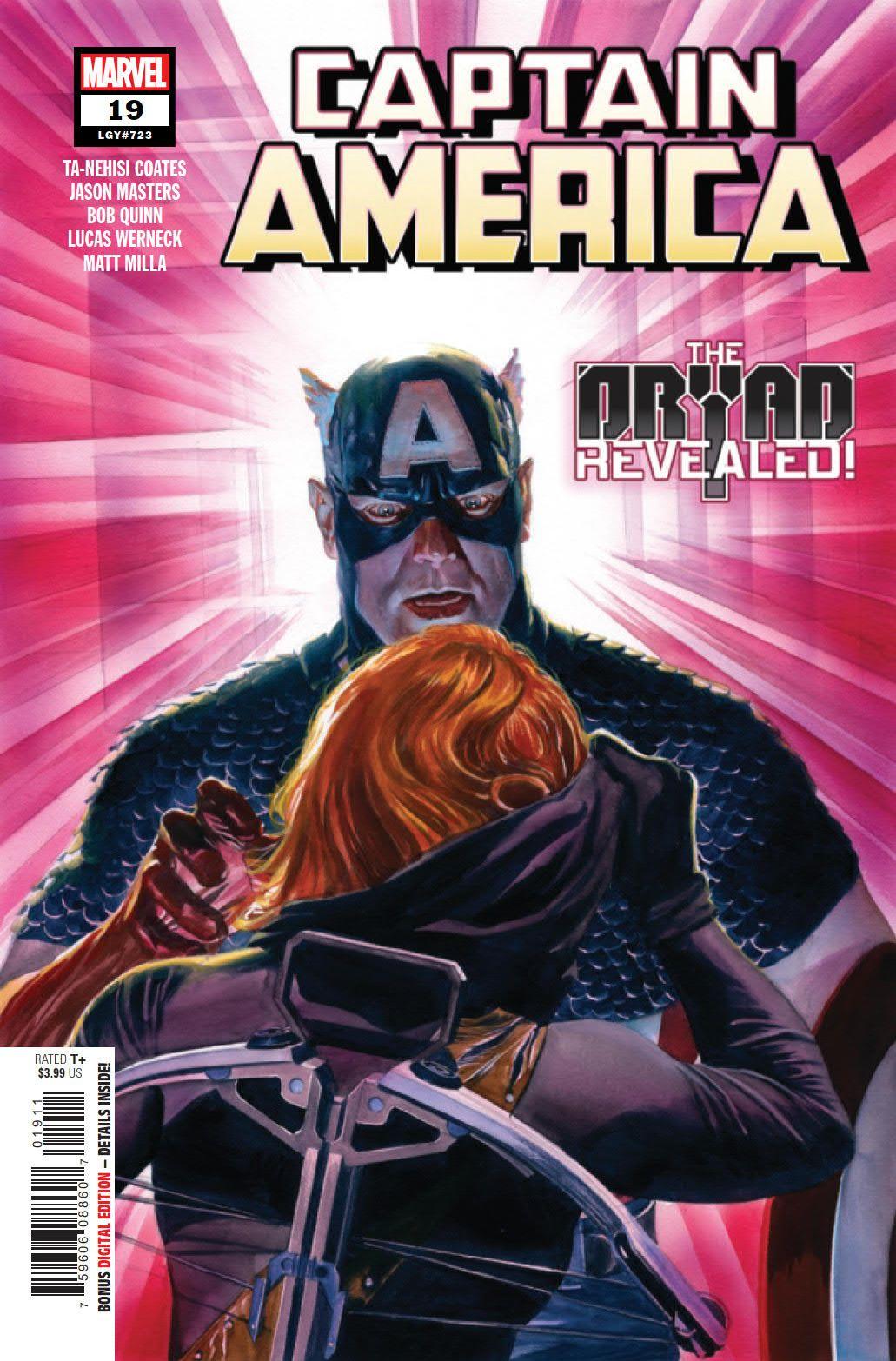 Captain America #19 | CBR