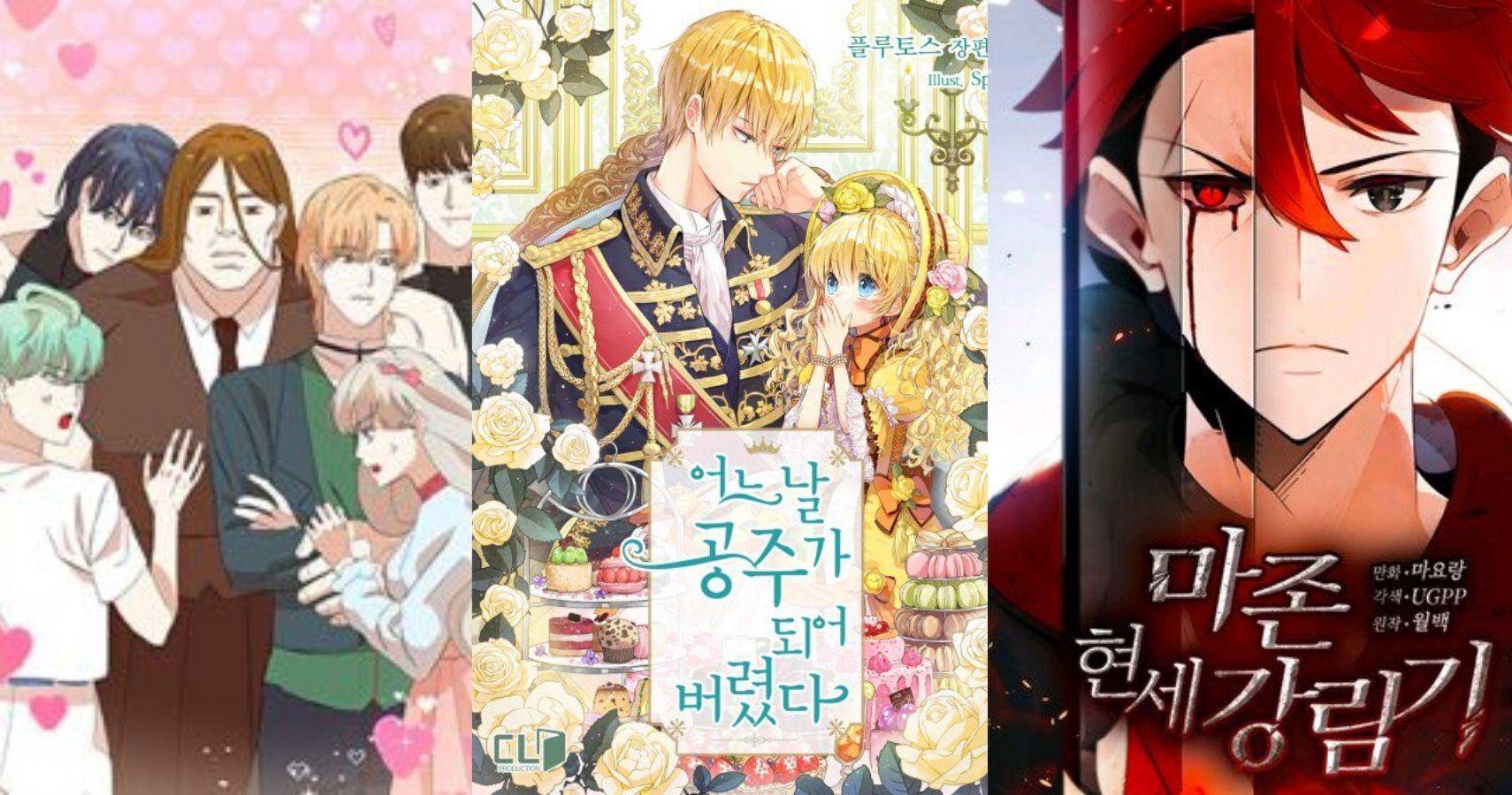 15 Best Isekai Manhwa For Fans Of Manga Cbr
