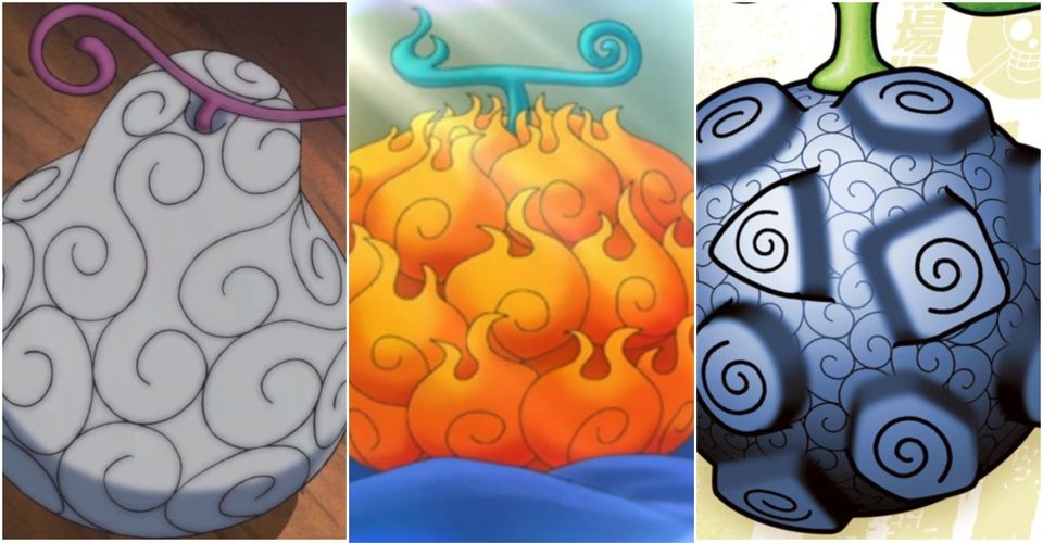 One Piece: 10 Things About Devil Fruits In One Piece That Makes No Sense