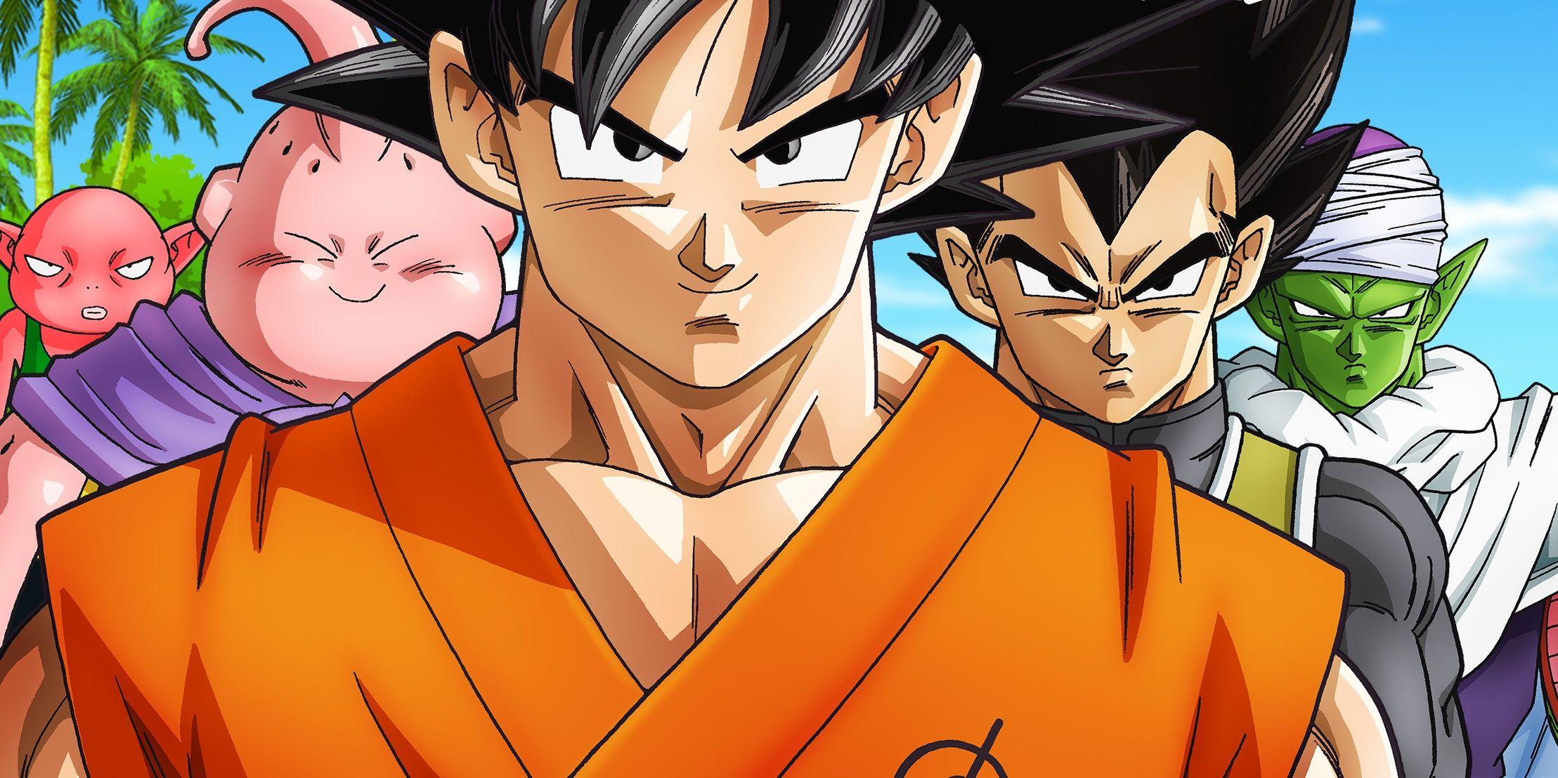 Dragon Ball Super: Vegeta Returns, And Hes More Powerful