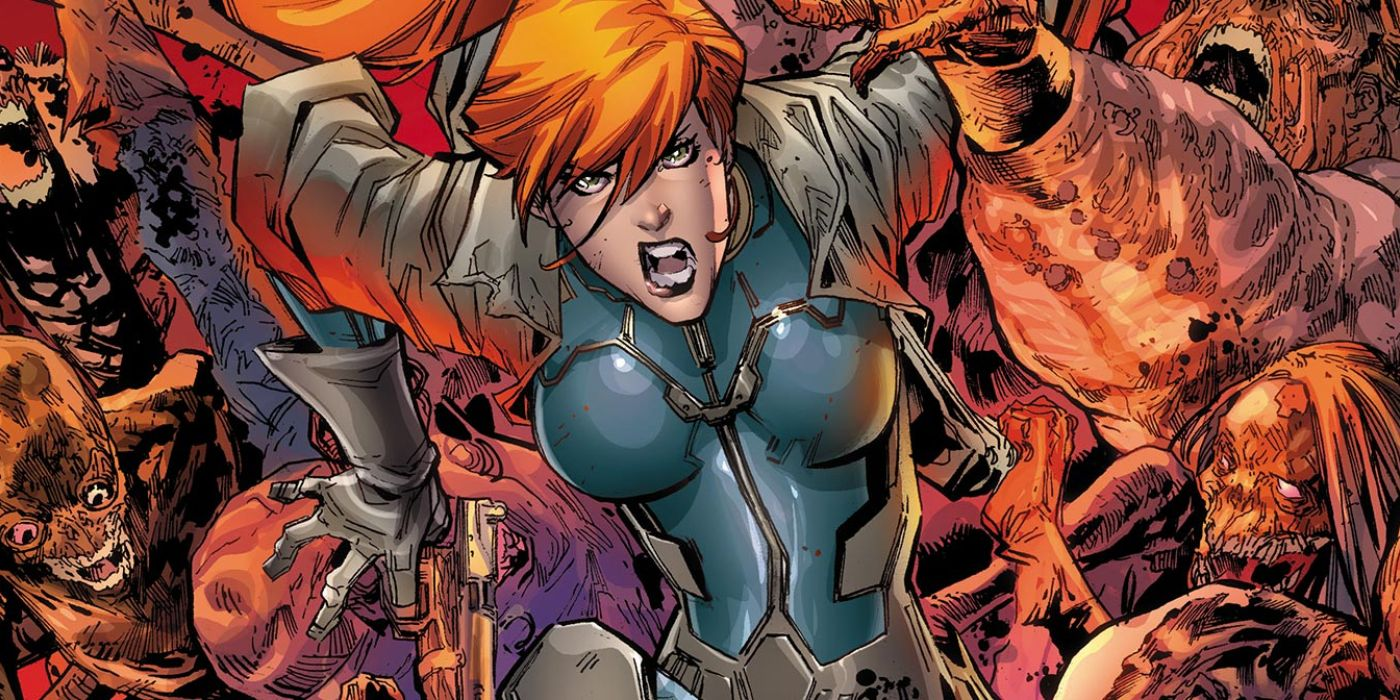 REPORT: Marvel's Elsa Bloodstone Almost Had An ABC Series | CBR