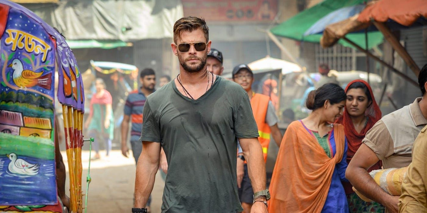 Extraction: First Photos From Chris Hemsworth's Netflix Movies Released