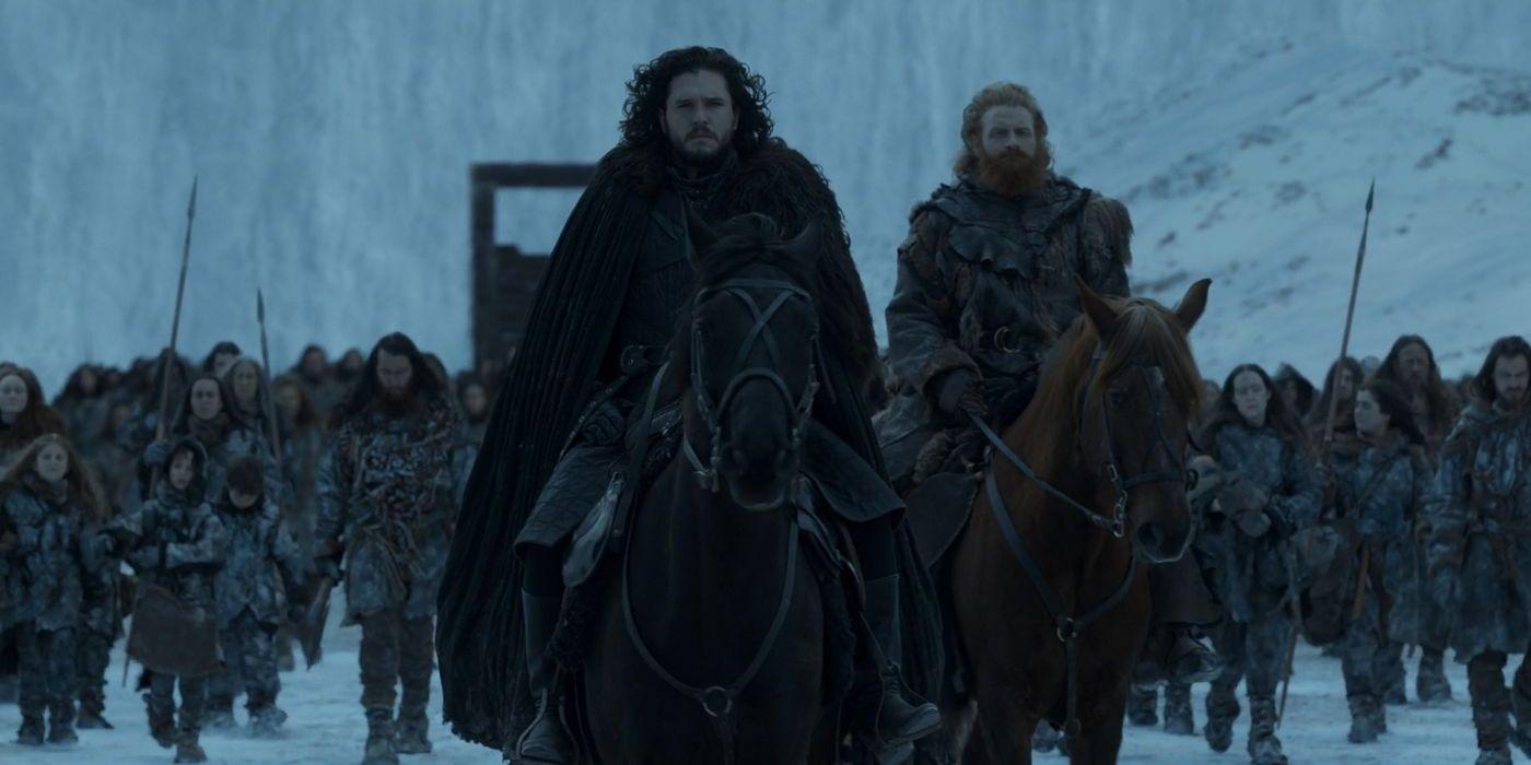 Game of Thrones' Tormund Reveals Jon Snow's Post-Finale Fate