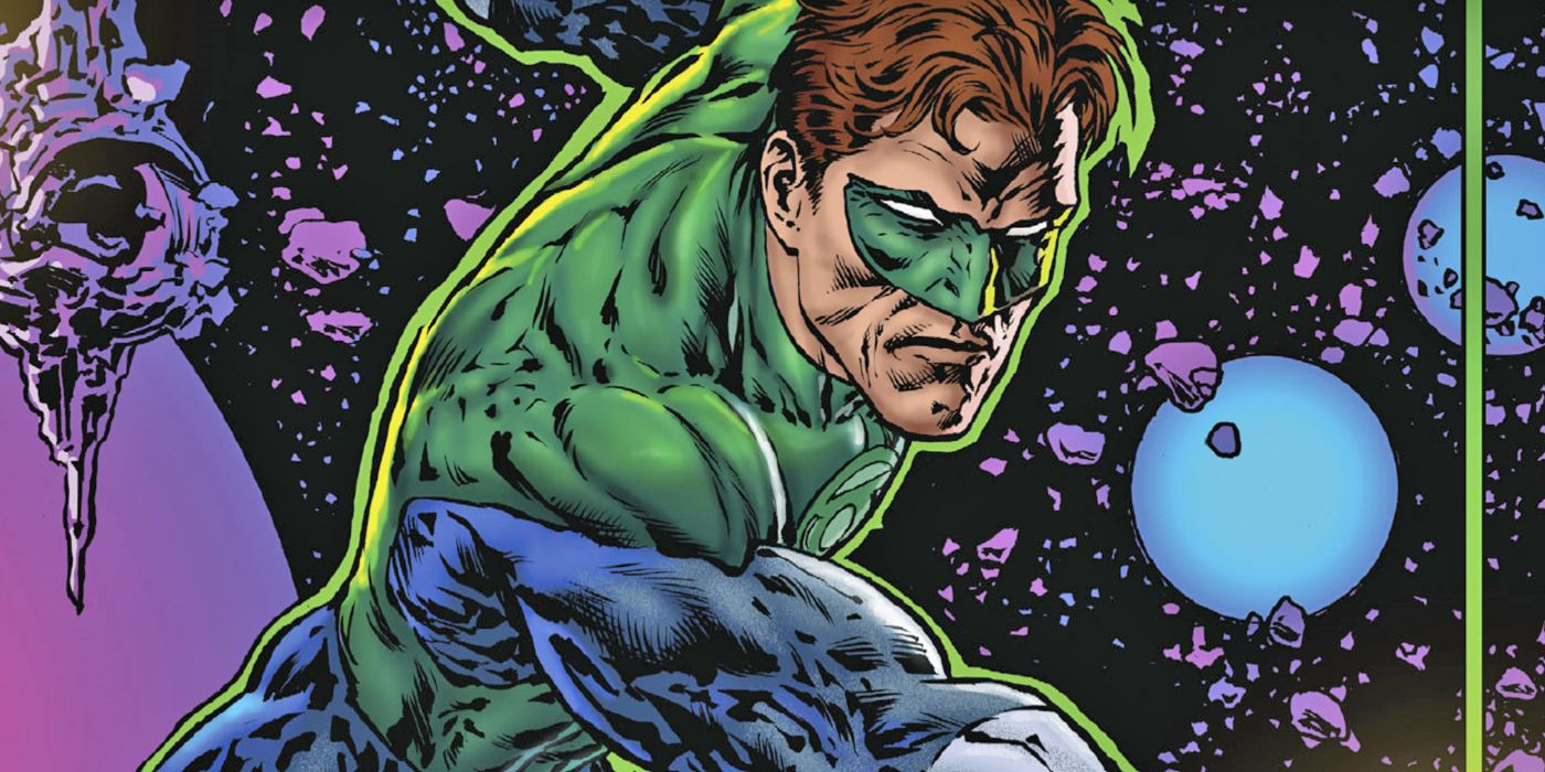 Green Lantern: Hal Jordan Gets a SALTY New Partner | CBR