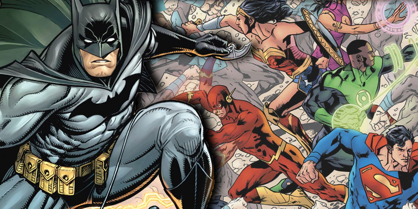 The Justice League Has a New Leader - and Batman HATES It