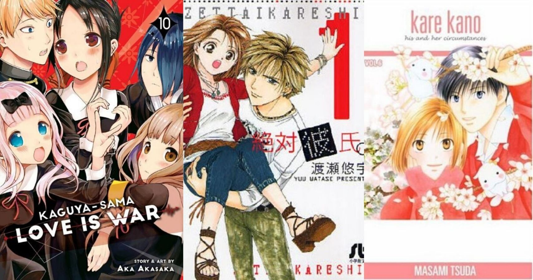 15 Best Romance Manga Where The Characters Date Throughout It