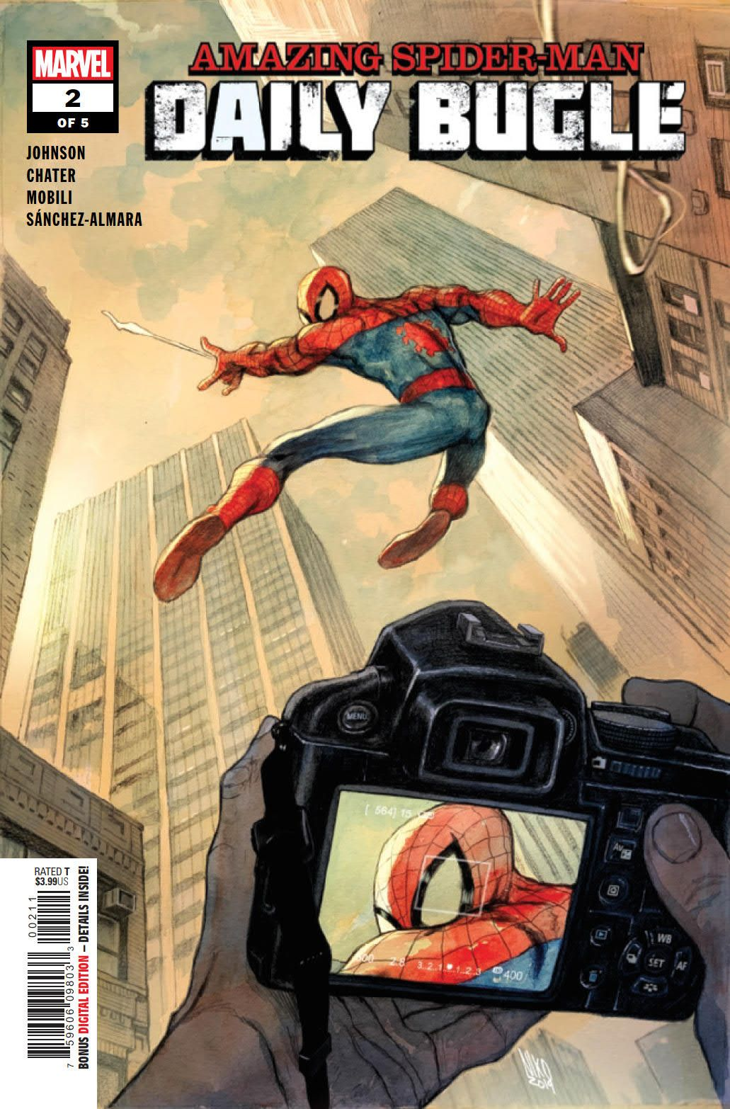 Amazing Spider-Man: Daily Bugle #2 | CBR