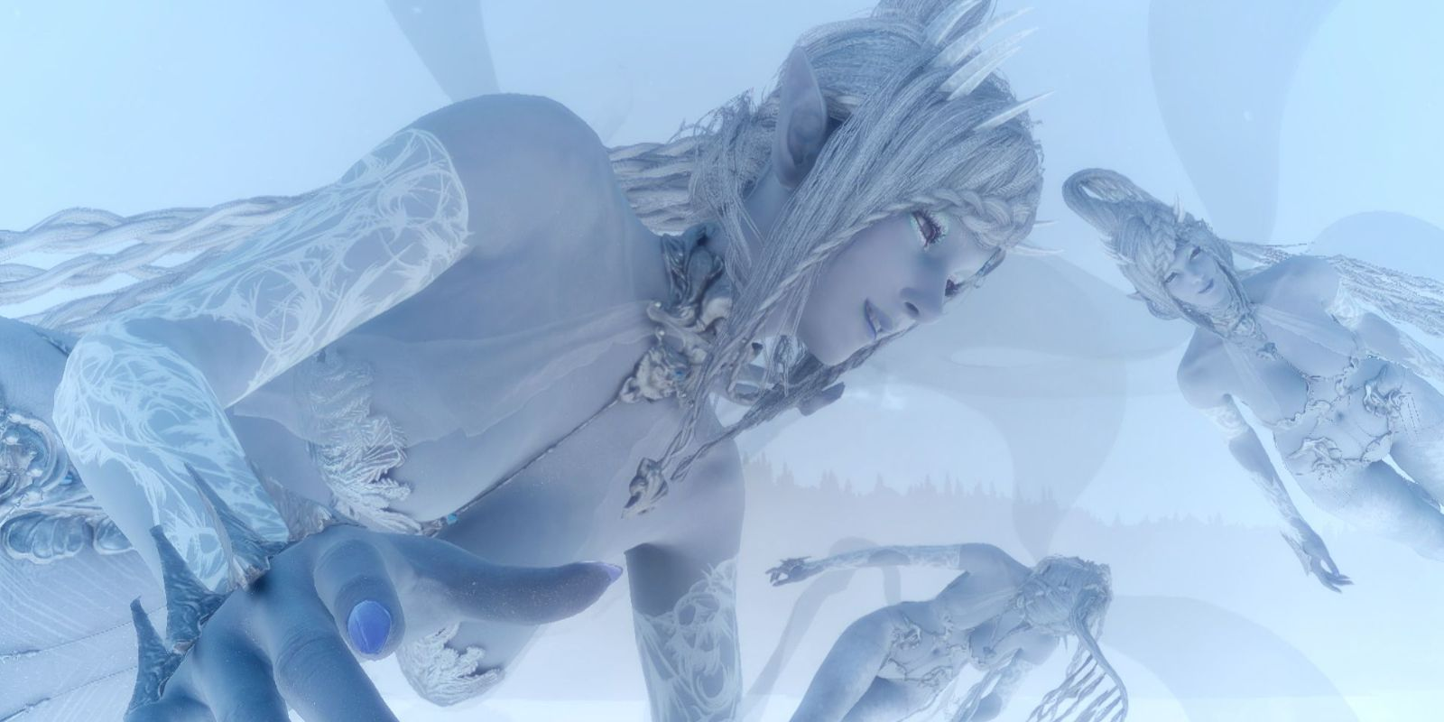 The Most Powerful Versions of Final Fantasy's Shiva Summons