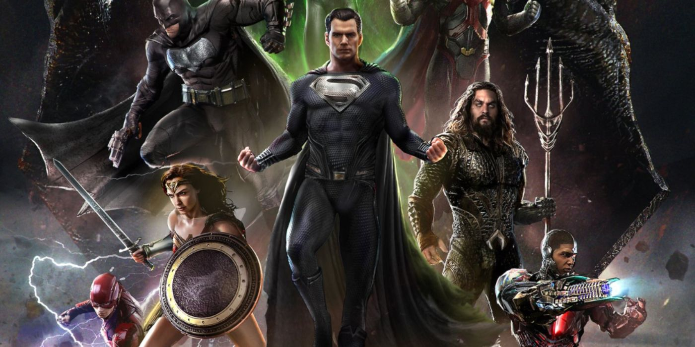 New Justice League: Snyder Cut Rumor Alleges 'It's Absolutely Amazing'