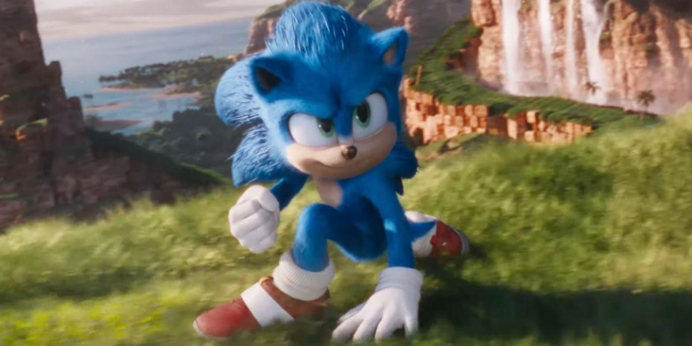 Sonic Vfx Clip Shows How The Film S Original Version Of The Hedgehog Came To Life