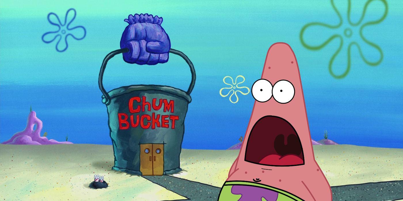 SpongeBob SquarePants Theory: The REAL Reason the Chum Bucket Fails
