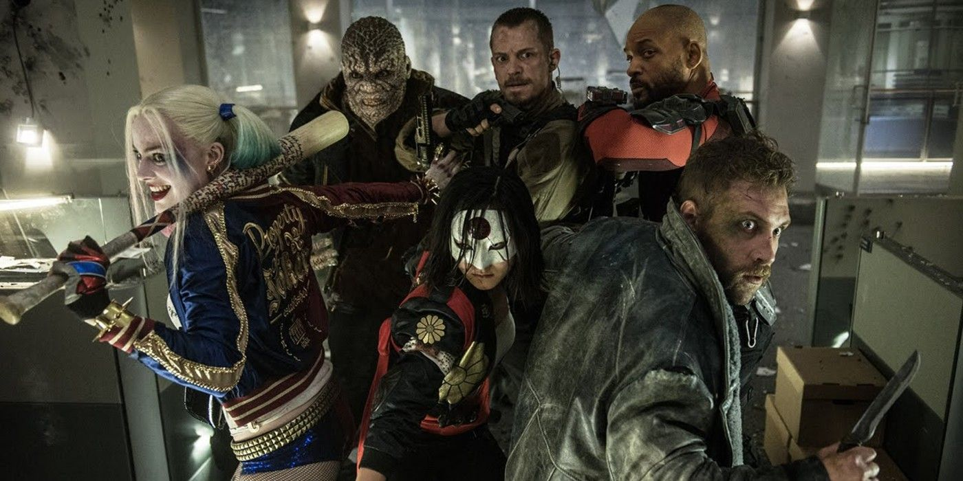 The Suicide Squad Cast Celebrates Finishing Filming in Panama
