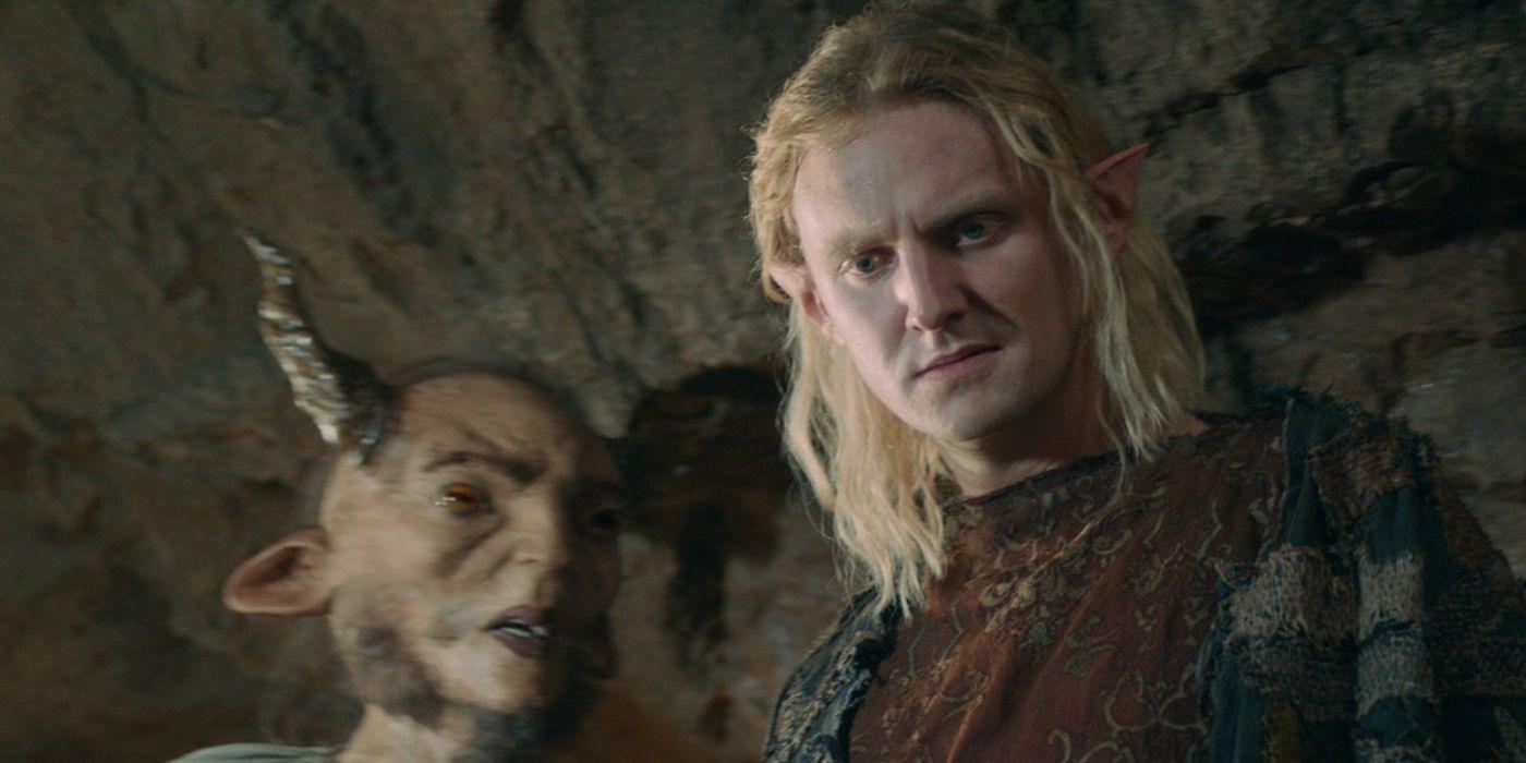 The Witcher: Filavandrel Returns In New Season 2 Set Photos