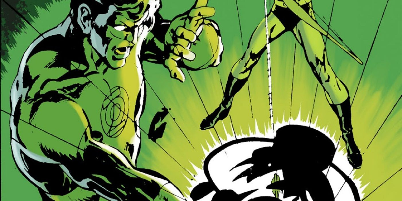Look Back: Green Lantern's Whole World Was Rocked 50 Years Ago