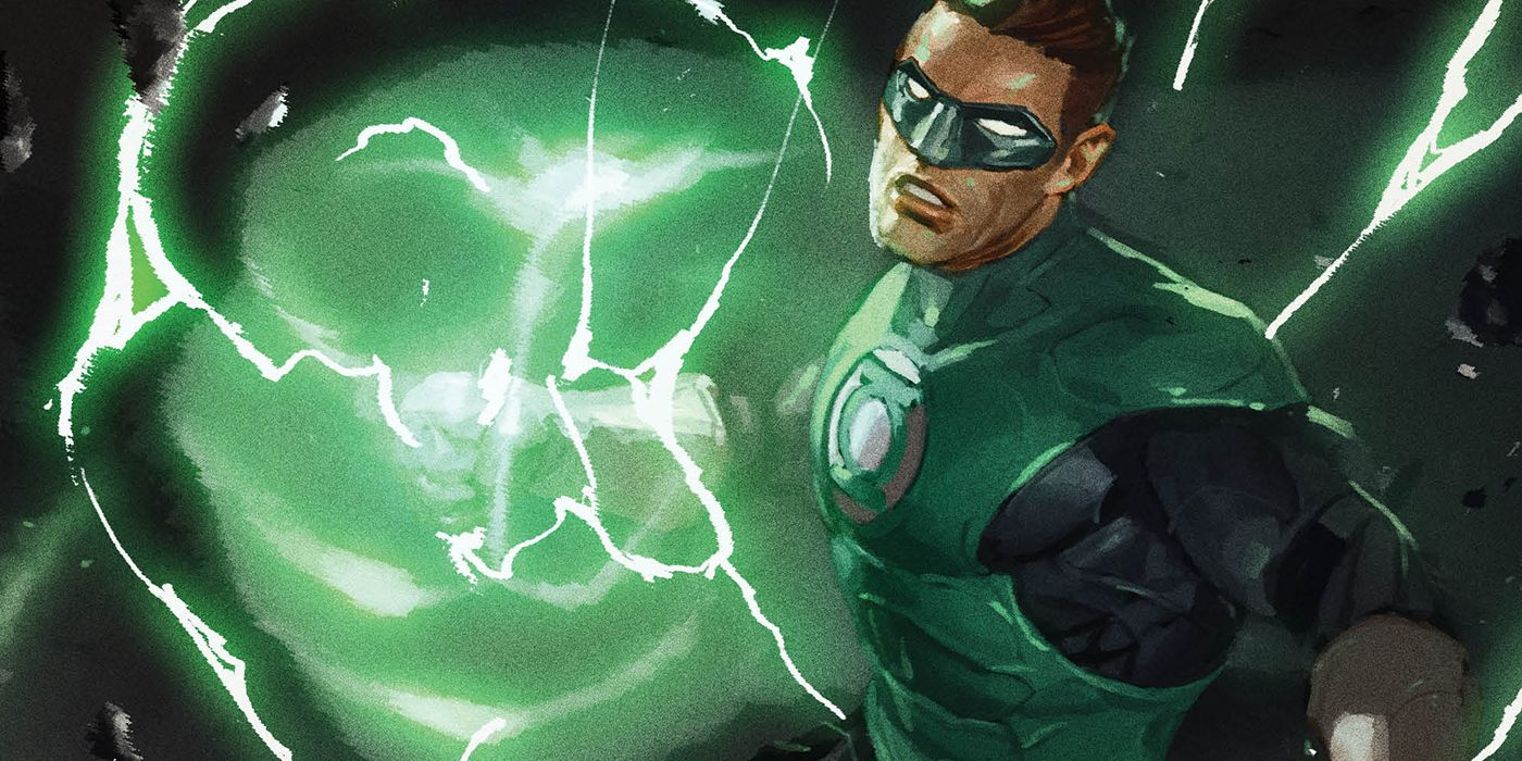 Green Lantern: Hal Jordan's New Mission May Reshape the Universe