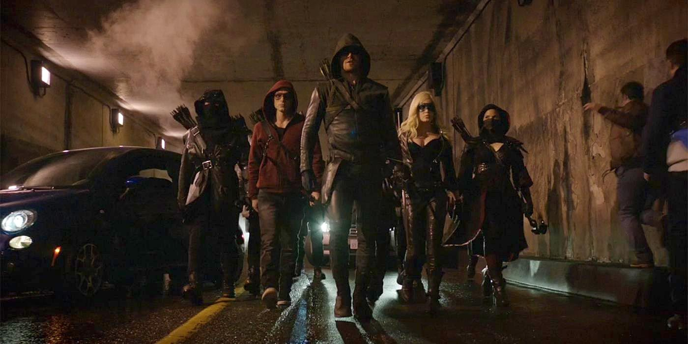 Arrow: What Happened to the League of Assassins? | CBR