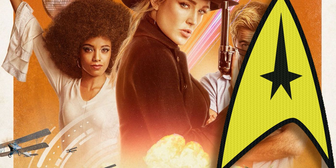 Legends of Tomorrow Recreates a Classic Captain Kirk Moment in New Promo