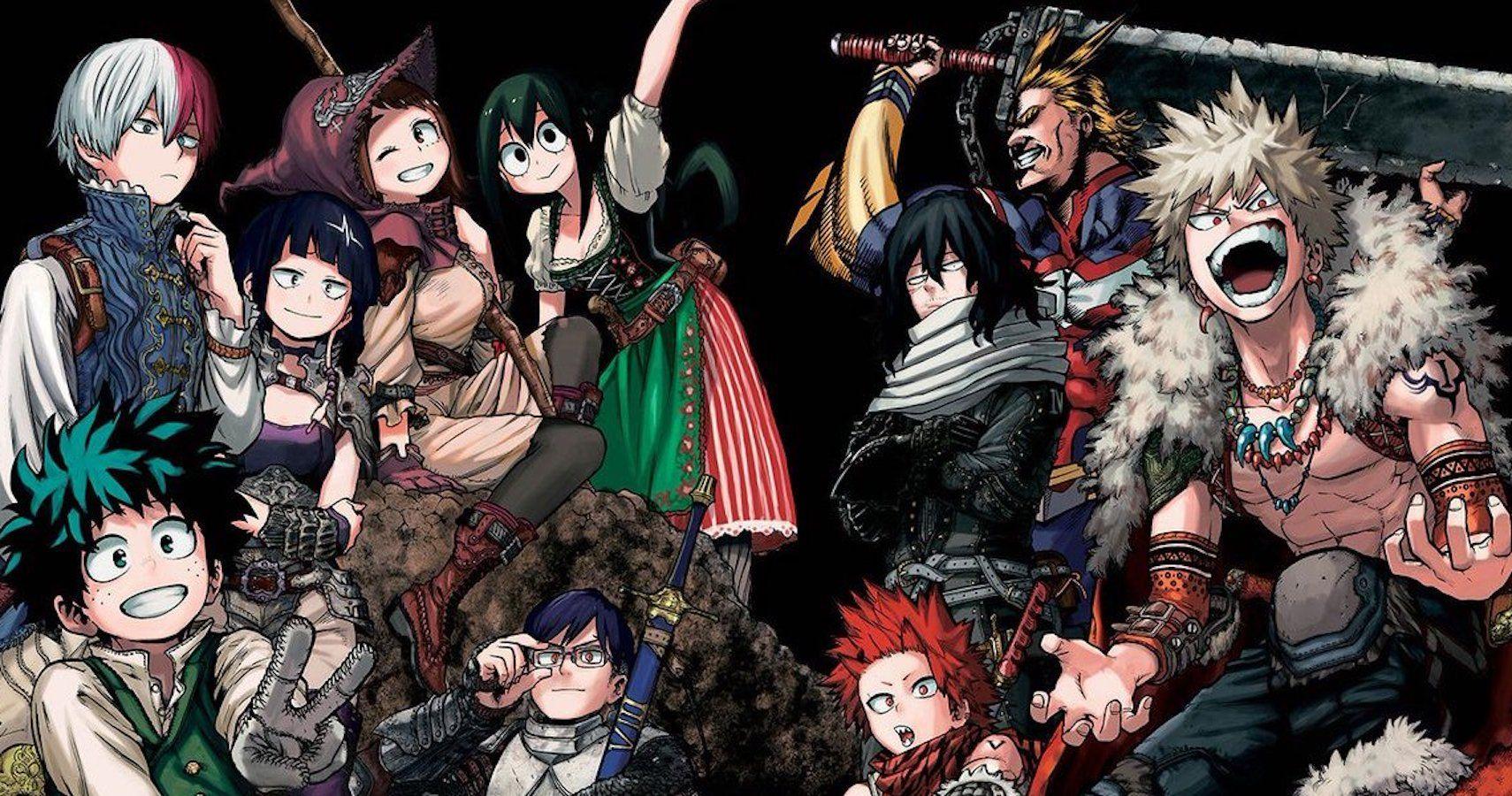 My Hero Academia: Every Main Characters Best Alternate ...