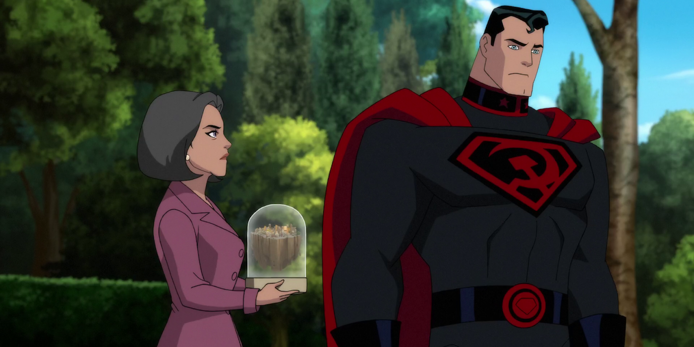 Red Son's Superman Is the Best (and Worst) Man of Steel | CBR