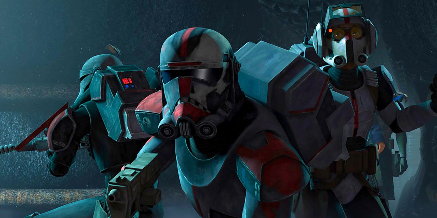 Star Wars: The Clone Wars Introduces Stormtroopers Who Are Basically X-Men