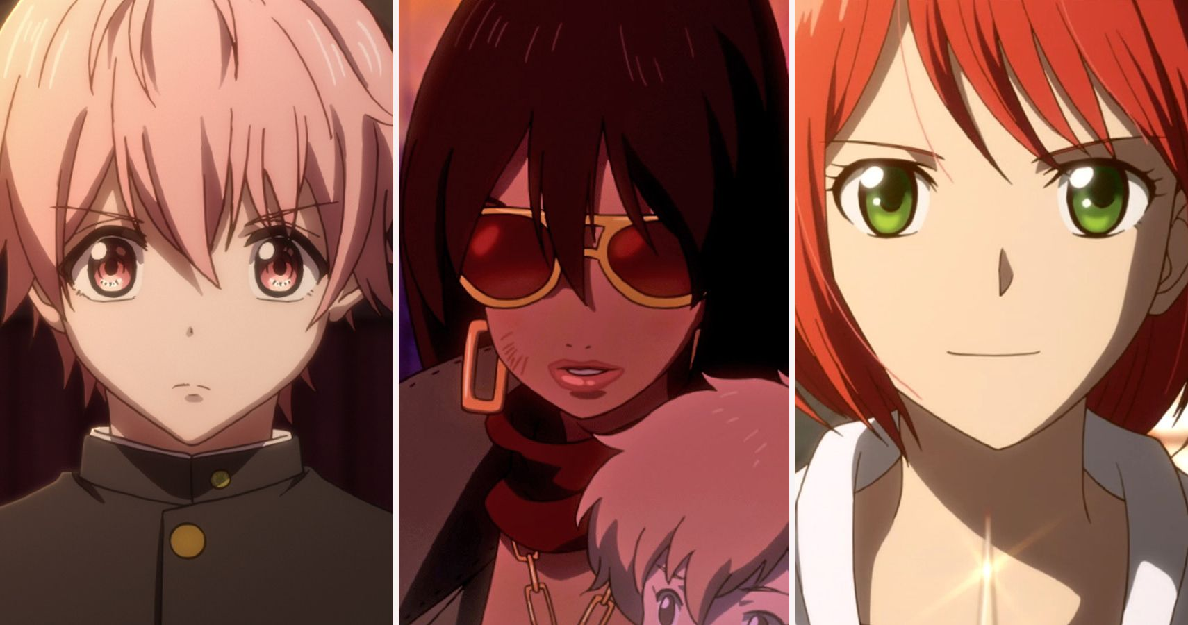 9 Most Underrated Female Characters In Anime  CBR