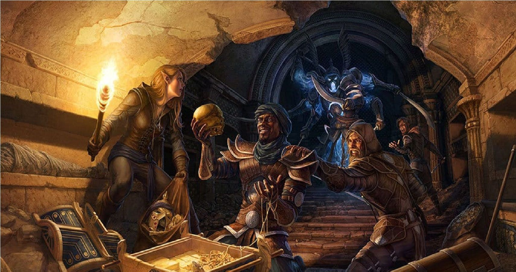 Dungeons And Dragons 10 Classic Devious Puzzles To Add To A Dungeon