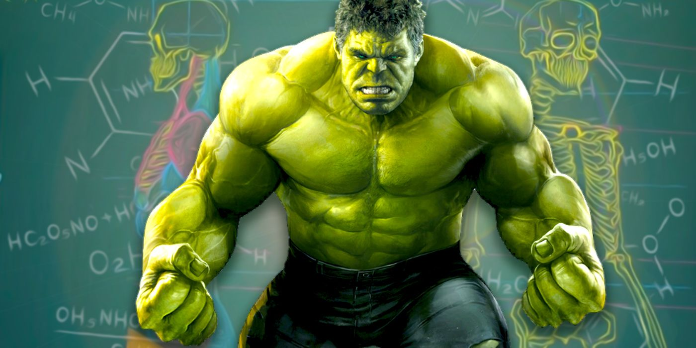 Avengers Anatomy: The 5 Weirdest Things About Hulk's Body, Explained