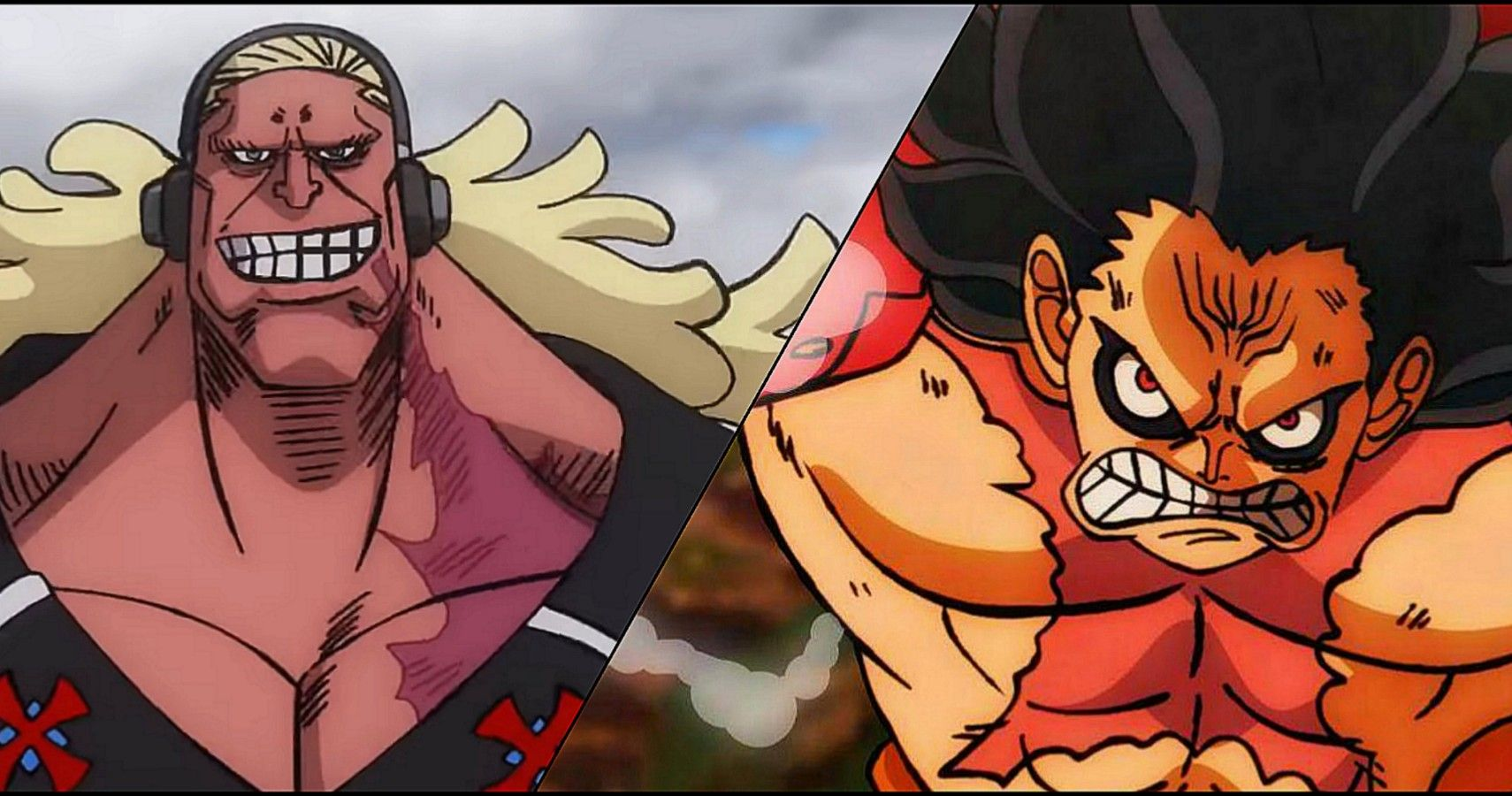 One Piece 5 Characters Stronger Than Douglas Bullet 5 That Are Weaker