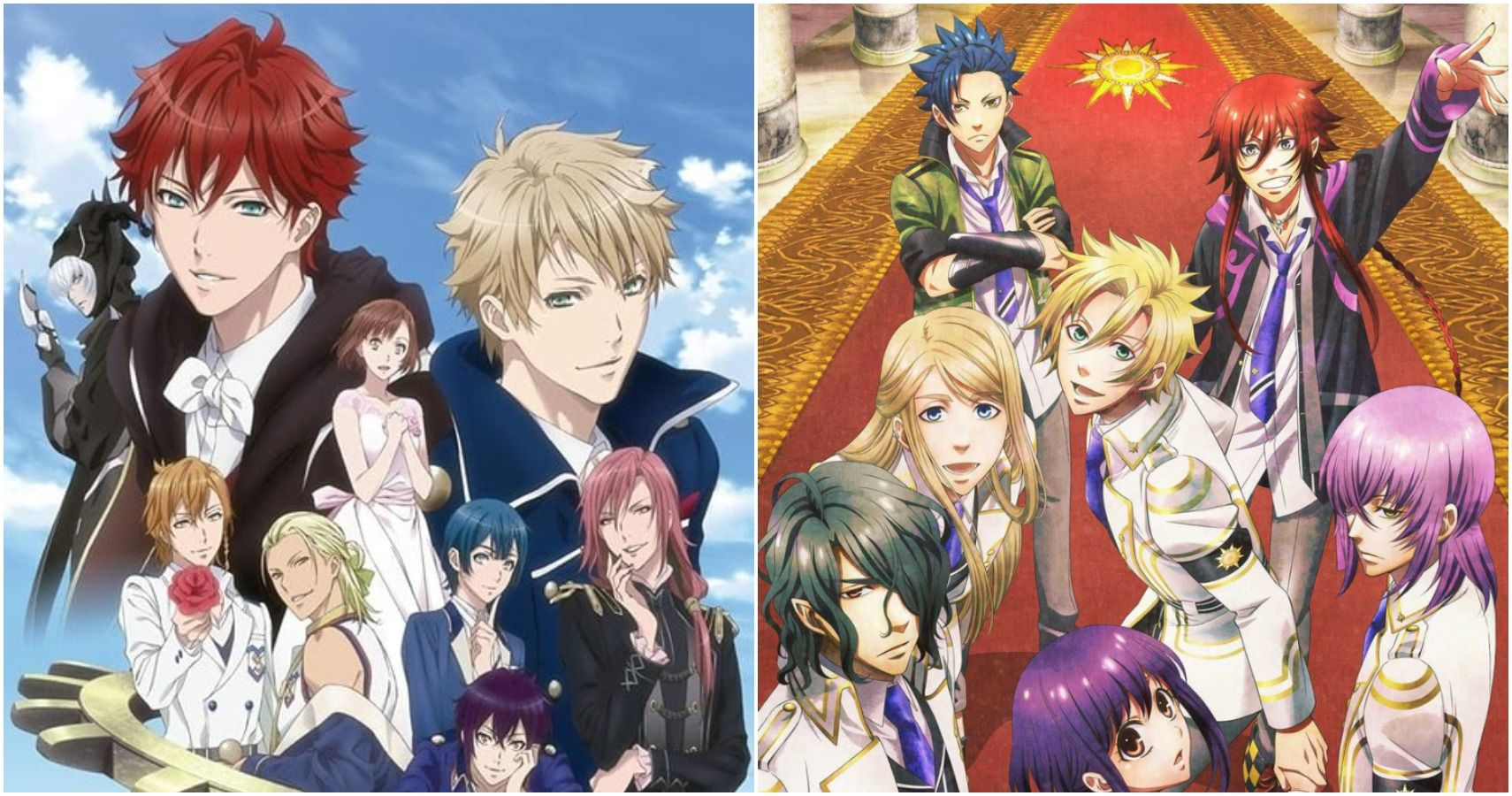 15 Reverse Harem Anime You Ve Probably Never Heard Of Need To Watch
