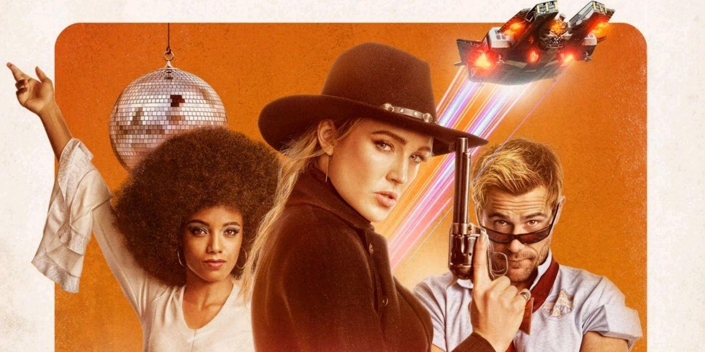 Legends of Tomorrow: Guggenheim on Season 5's Penultimate Episode