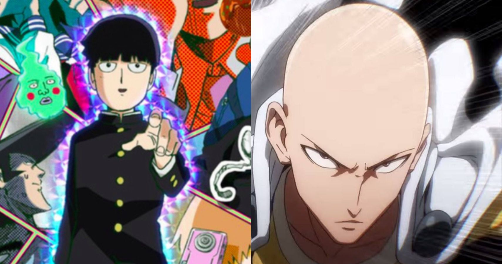 Mob Psycho 100 Vs One Punch Man 5 Things Each Anime Did Better Than The Other