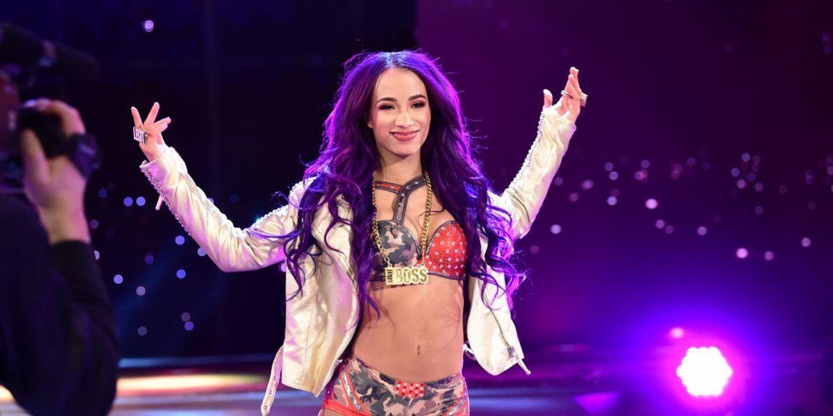 WWE: Sasha Banks Cosplays as Controversial X-Men Member before WrestleMania