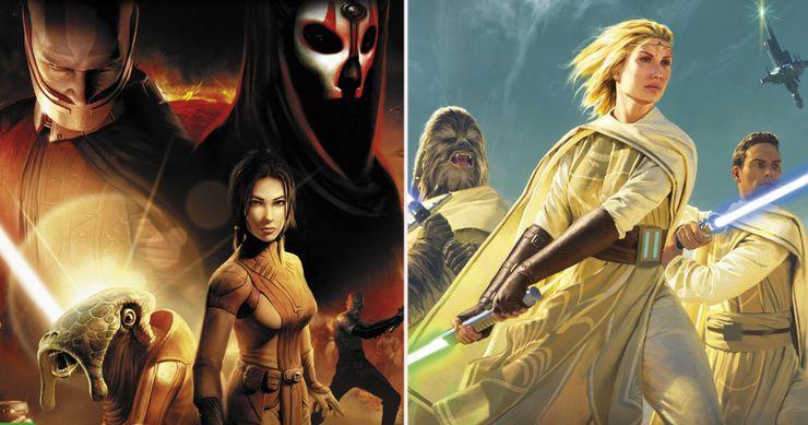 Star Wars revelou um final Sith Lord muito mais assustador do que o zumbi Palpatine 2
