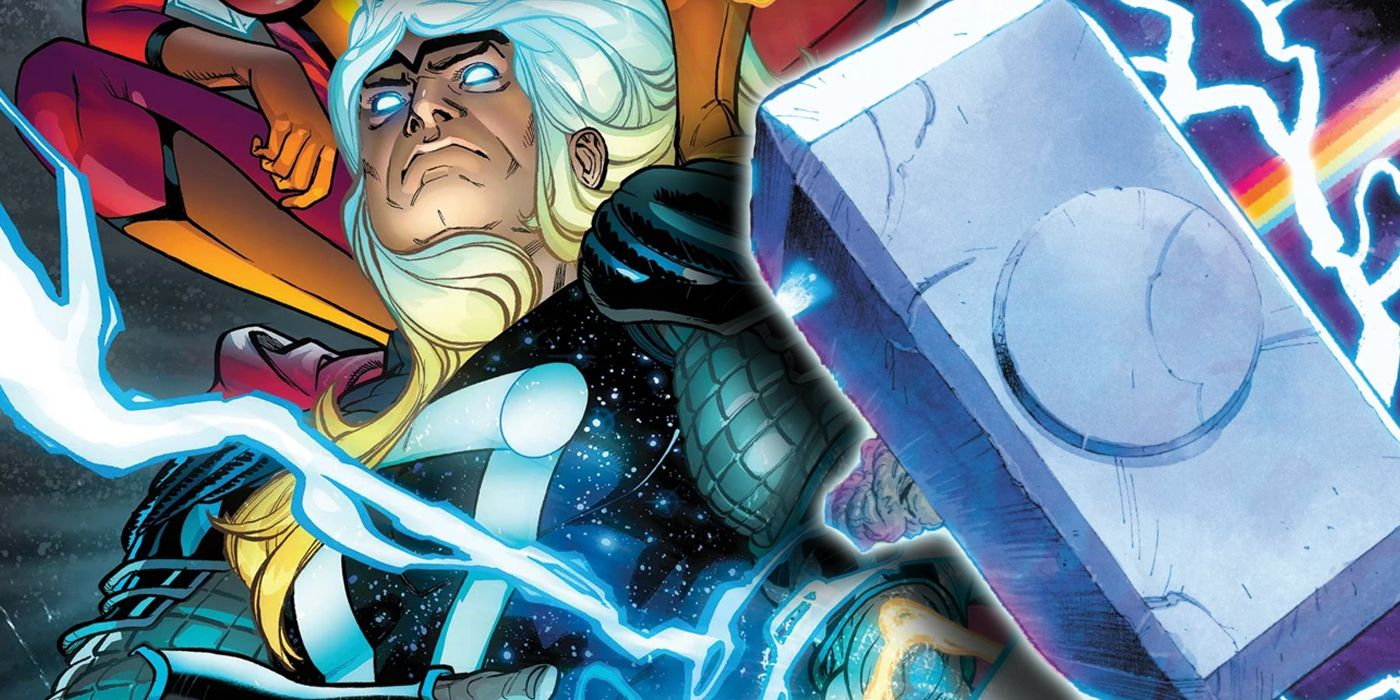 Avengers Just Revealed Mjolnir's True Origin and New Master