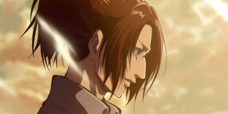 Attack On Titan Ten Things You Didn T Know About Hanji Cbr