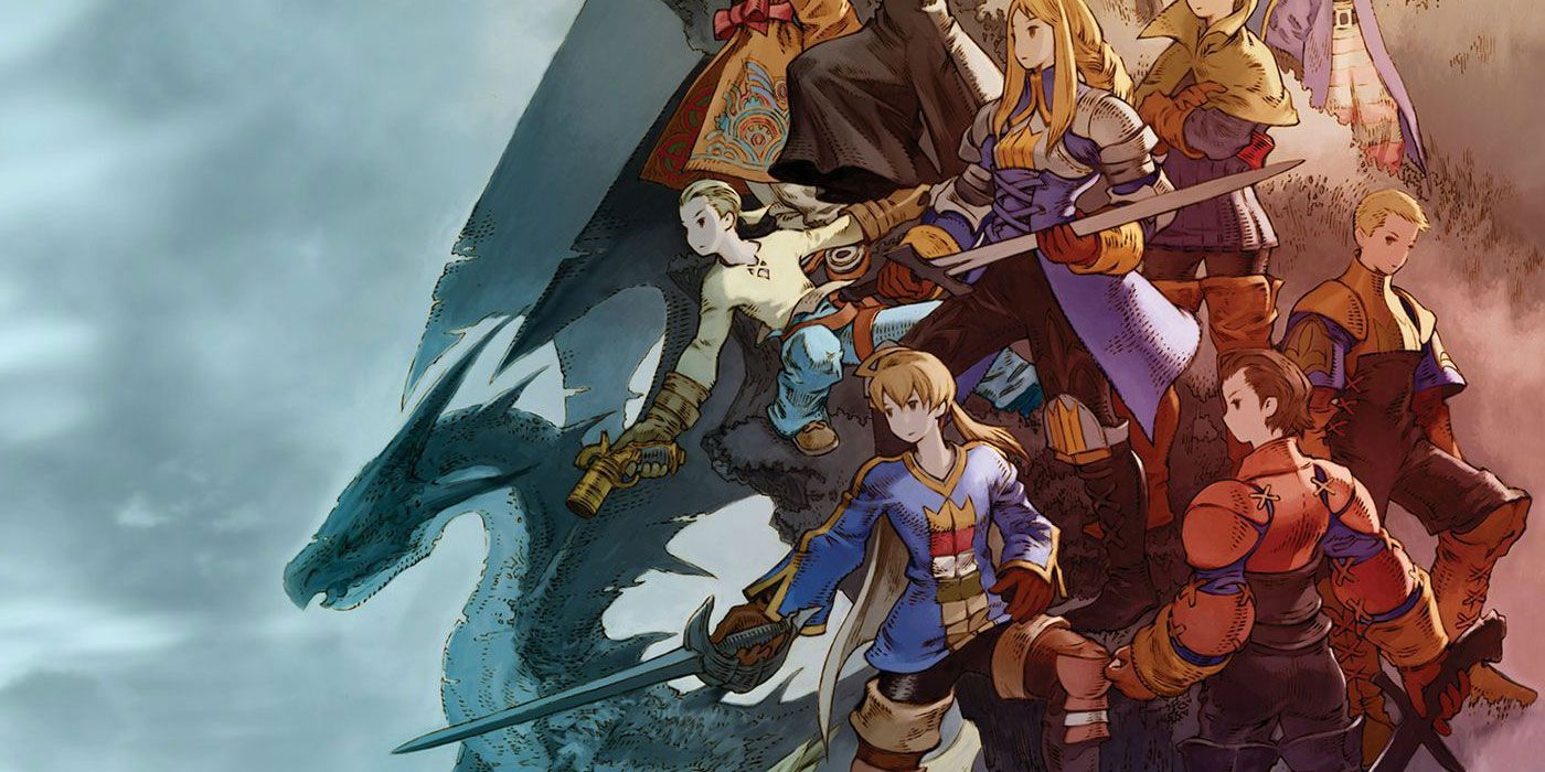 It S Time For A New Final Fantasy Tactics Already Cbr