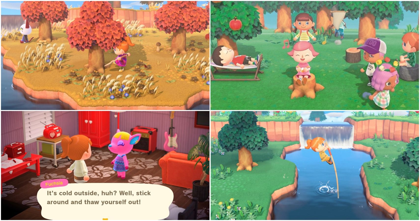 10 Confirmed Things We Re Most Excited For In Animal Crossing New Horizons