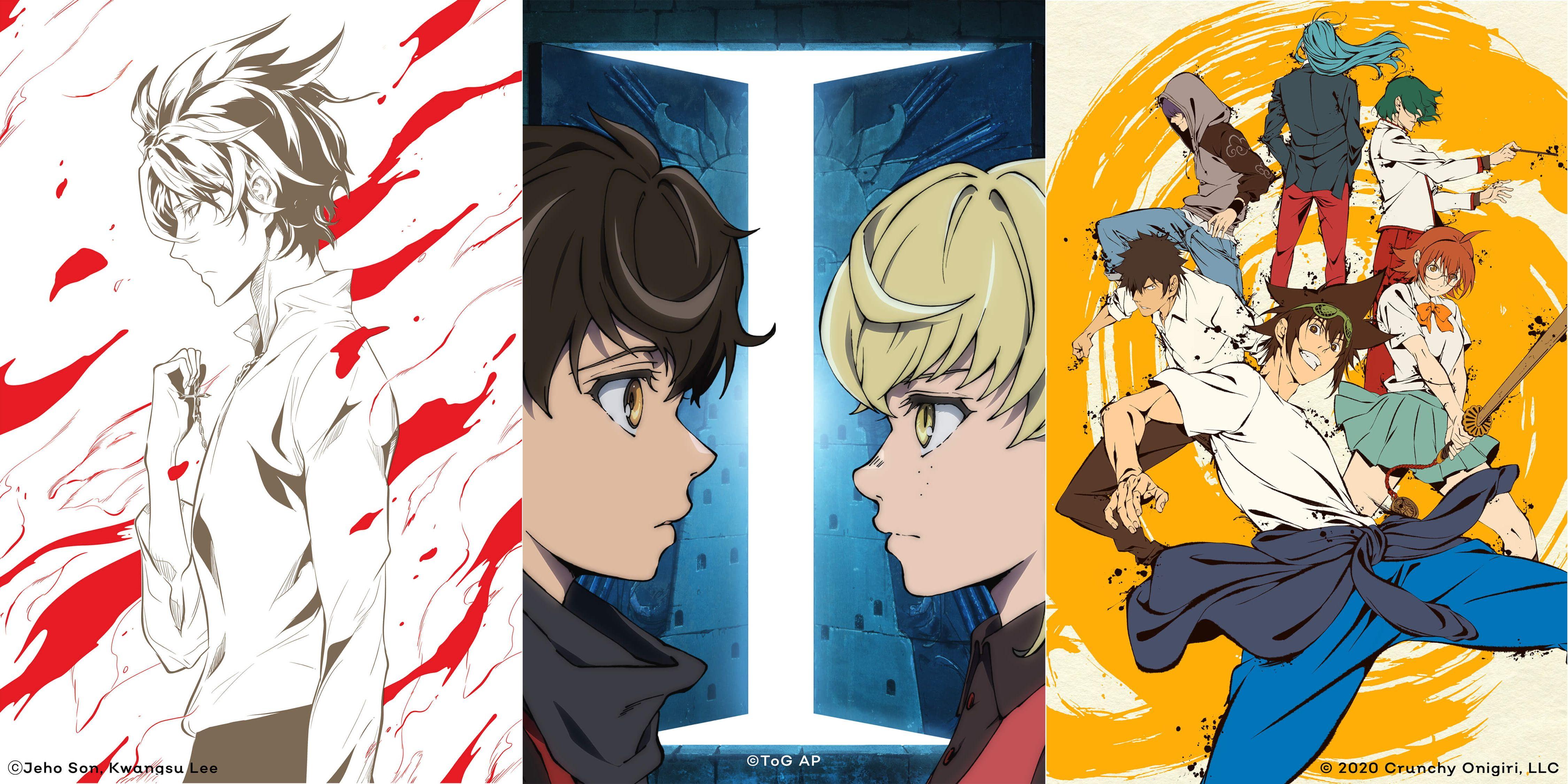 What Webtoon's Big 3 Are (& Their Shonen Manga Equivalents)