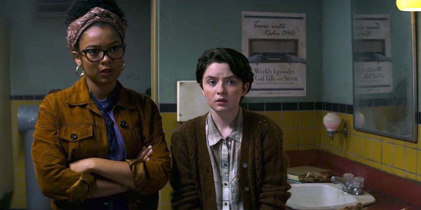 Chilling Adventures of Sabrina: Lachlan Watson & Jaz Sinclair on the Final Season