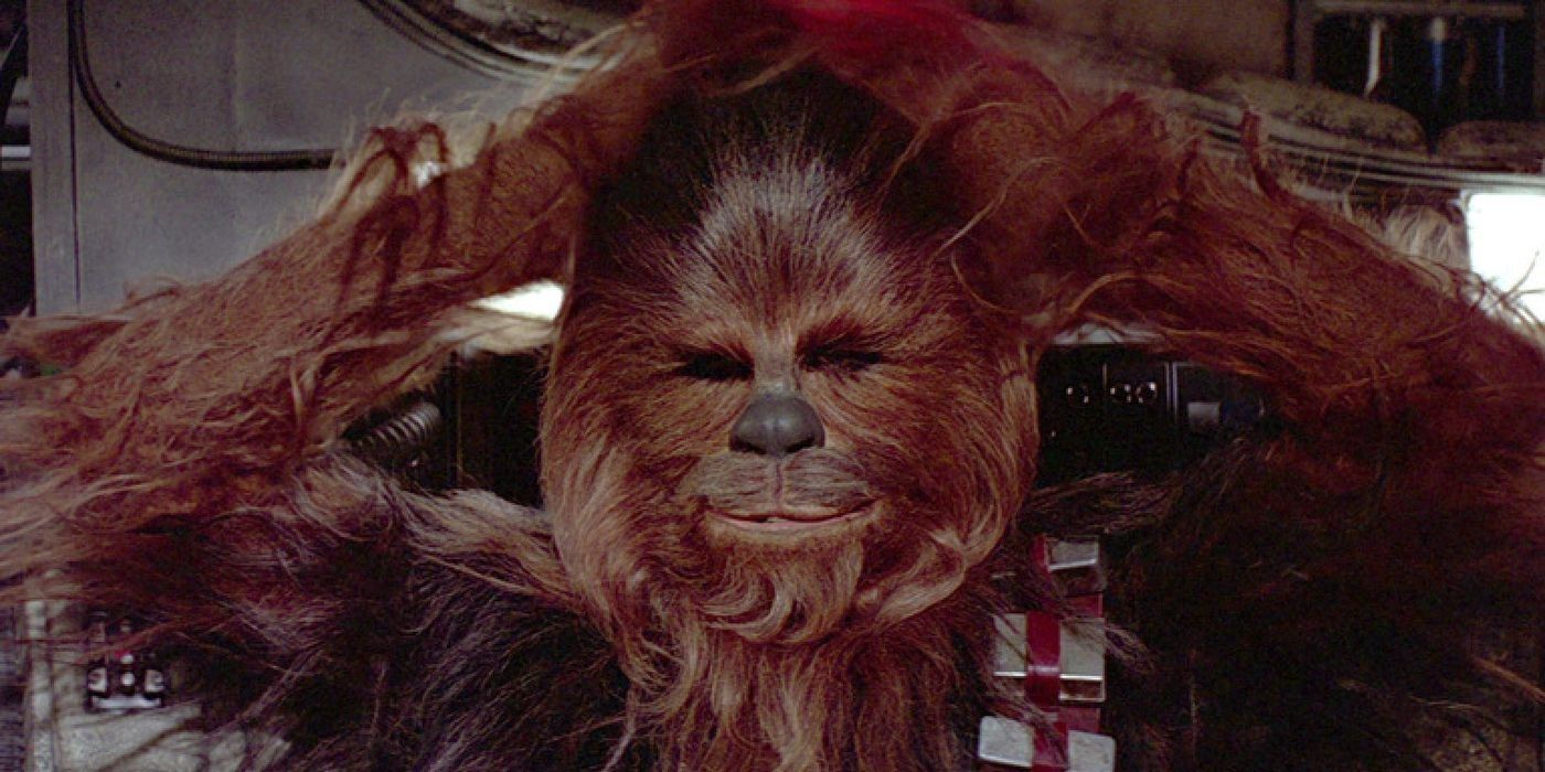 Star Wars: Chewbacca Died the First Time Trying to Save Han Solo's Son