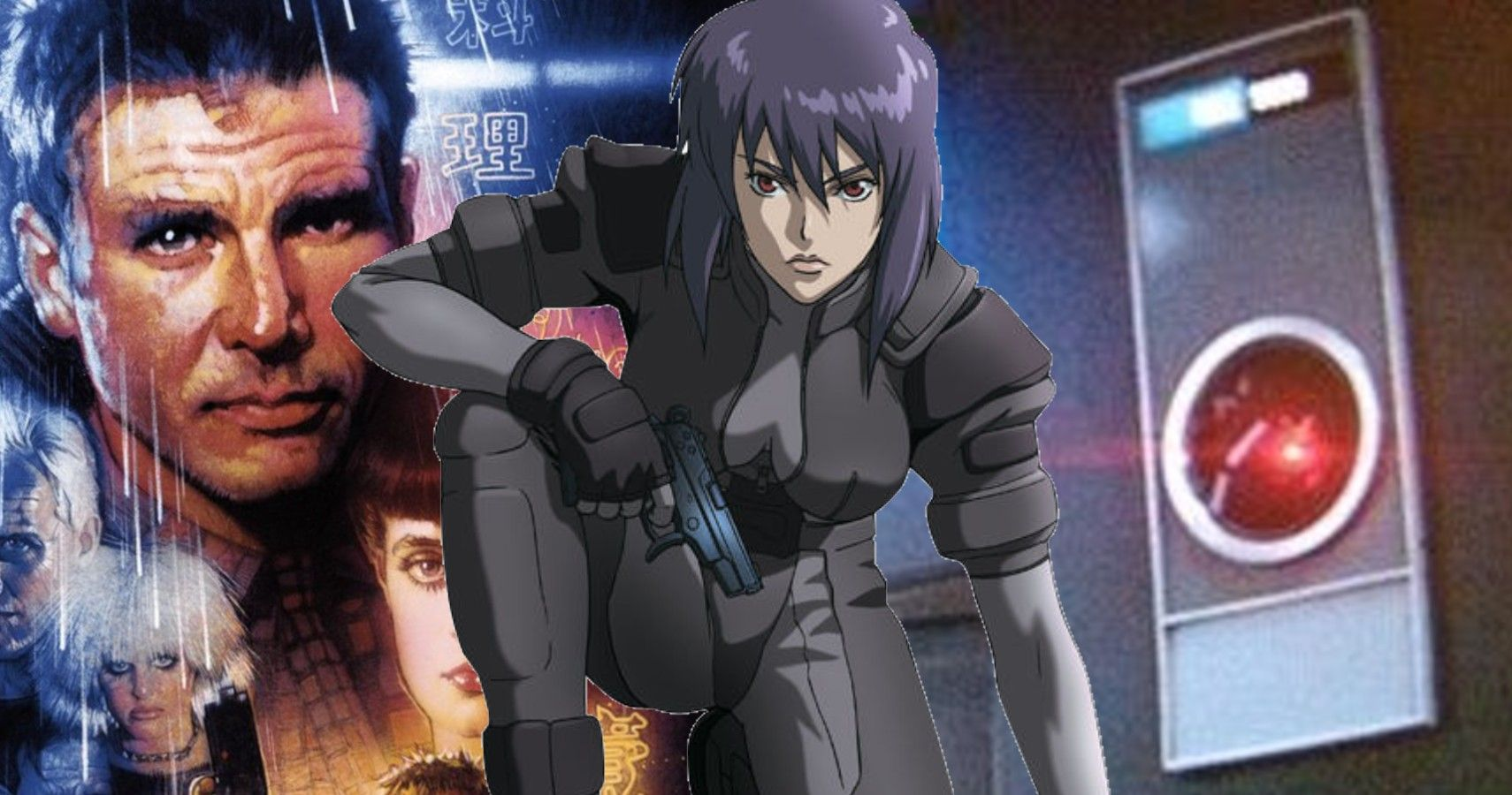 Ghost In The Shell 10 Hidden References To Other Sci Fi Stories Made In The Movies Series