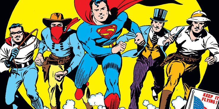 Golden Age Superman - Datos sobre Superman que han cambiado y que han permanecido iguales