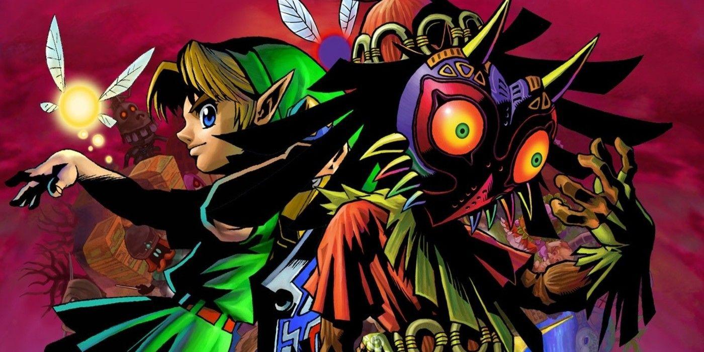 Quatro personagens de Legend of Zelda que merecem um jogo solo 4