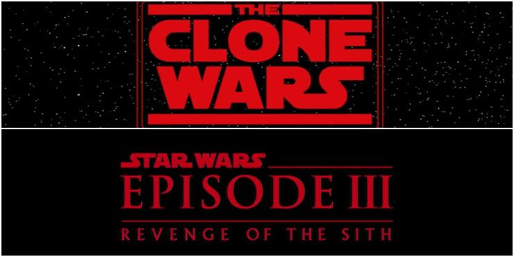 Star Wars 10 Moments Clone Wars Season 7 Referenced The Movies
